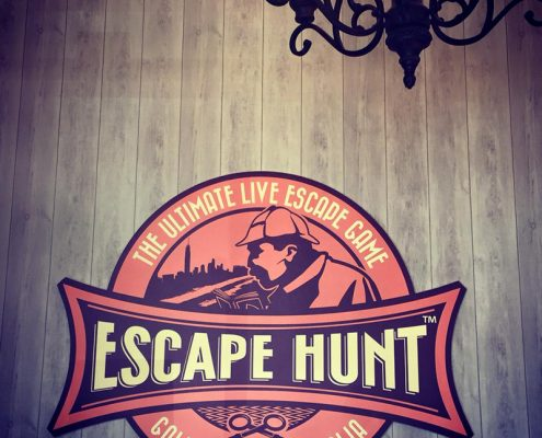 JEB Built - The Escape Hunt - Fitout and defit